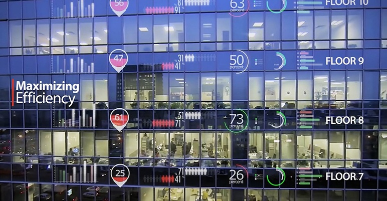 Building control system